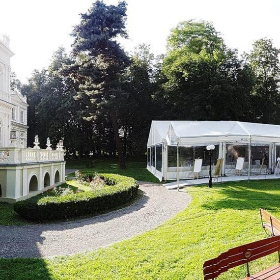 Wyjazdowy warsztat w Pałacu Chojnata